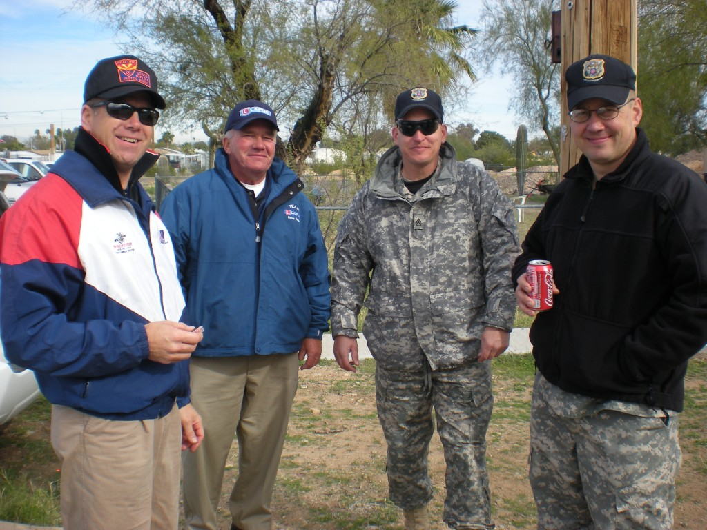 2009 Desert Midwinter Competitors